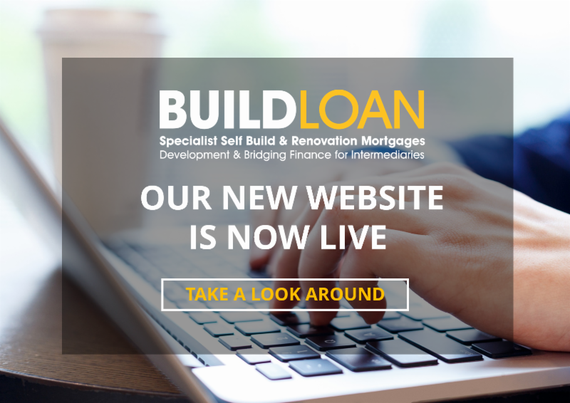 Buildloan: Our new website is now live – Home