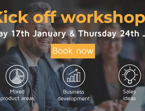 Kick off workshops – January 2019