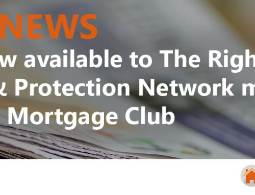 LATEST NEWS: Landbay now available on The Right Mortgage & Protection Network via L&G Mortgage Club