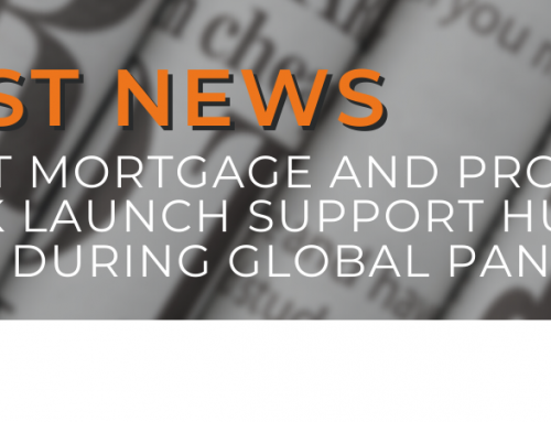 PRESS RELEASE: The Right Mortgage and Protection Network launch support hub for advisers during global pandemic